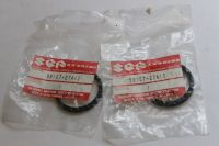 Suzuki DR650 GSXR1100 GSXR750 Front Brake Piston Seals x 2.    59107-27A10