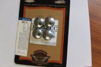 Harley XL XR Evolution 1340 Headbolt Covers Chrome 43890-93