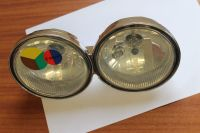 Harley DYNA Reflector Assembly Dual Headlamp LH-HD 69804-08 Genuine OEM