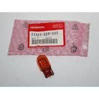Honda GL1800 SH125 SH150 Amber Wedge Bulb 33303-S2R-003