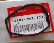 Honda CB900 CBR125 CBR900 VTR1000 CB1300 Indicator Lens Packing Seal 33607-MAT-E21