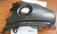 Ducati Hypermotard Hyperstrada Carbon Fibre Tank Cover 96980151A