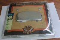 Harley Chrome Backrest Mount 52527-01