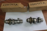 "Harley Twin Cam Std Camshafts 96"" 2556907A 2561707A Used Good Condition"