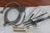 Harley Softail Rear Stainless Brake Line Kit 44803-00B