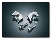 Kyryakyn 2391 Silver Bullet Saddle Mounts Dressers Road King FLSTC/N