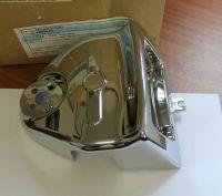 Harley FLHRS/I 04-07 Road King Handlebar Cover Chrome Genuine OEM 56699-04