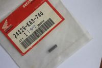 Honda ATC250 CB1000 CB1300 Gearbox Pawl Plunger Spring 24329-KA3-740