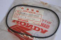 Honda CB125 XL125 Xl200 XR200 Left Generator Cover Gasket 91302-107-010