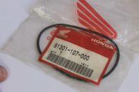 Honda CB125 XL125 XR185 XR200 Pulse Generator Base Gasket 75 x 2.5 91301-107-000