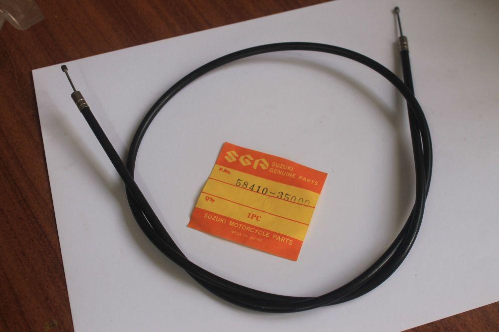 Suzuki FR80 Starter Choke Cable Genuine OEM 58410-35000