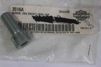 """Harley Hex Socket Cap Screw 1/2""""-20 x 1-1/4"""" 3516A"""