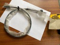 Kawasaki KMX125 Tacho Rev Counter Cable Quality Pattern Part 54018-1058