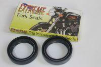Yamaha DT125/250 XT225 XT350/500 XV535 XS750 Fork Seals 754780