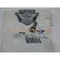 "Harley Screw No.10-24 x 1/2"" UNC Shear Undercut Flat Head 2935A"