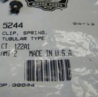 Harley-Davidson® Clip, Spring, Tubular Type 5244
