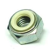 "Harley Hex Self-Sealing Locknut 1/2""-13 x 15/32"" x 7/8"" UNC 7804"