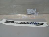 Suzuki GS1200 /S 01-05 Side Fairing Emblem 68681-32F00-LU7