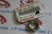 Kawasaki KX250 KT250 KDX250 BN125 AR125 KD80 Lock Nut 16mm 92015-072