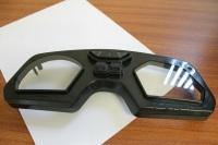 Honda CBR650FE CBR650FAE Upper Meter Speedo Clocks Case Assy 37610-MJE-D01