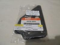 Suzuki GSX-R 600 750 1000 L/H Footrest Guard 43576-35F01