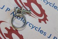 Honda CB125 XL250 CB450 XL600 CB400 XL185 Air Box Drain Tube Clip 95002-01160