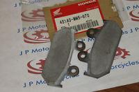 Honda CBR1000F Front Brake Pad Kit NOS OEM 451A0-MM5-670