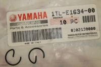 Yamaha DT50 TZR50 Piston Circlip x 2  1TL-E1634-00-00