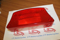 Suzuki GS550 Rear Tail Light Lens 35712-43430