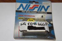 Nissin Brake Pads Semi Metalic 2P251 FDB666 P