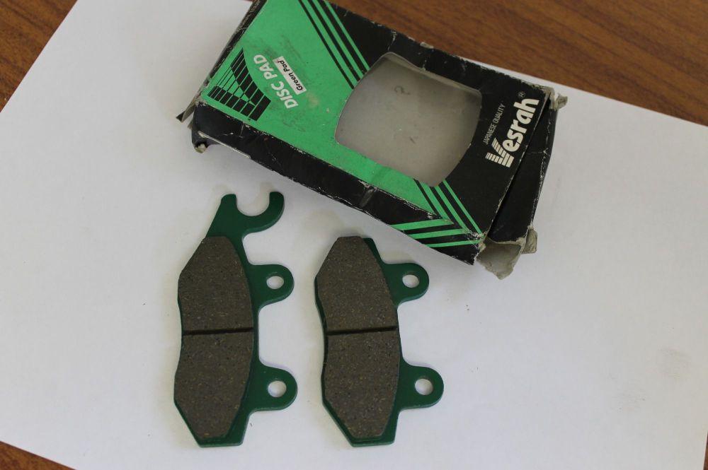 Vesrah VD-340 Front Brake Pad Set RM250 RM125 DR350 DR250 YZ125 YZ250 KLF30