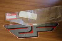 Suzuki RF600 Left Cowling Sticker for Red 28V 68191-21E20-D3N