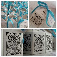 Filigree collage