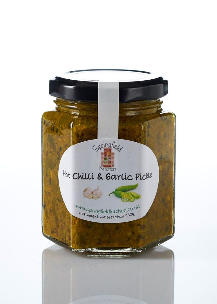Hot Chilli and Garlic Pickle