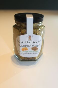 Wholegrain Mustard with Apricots & Roasted Cumin