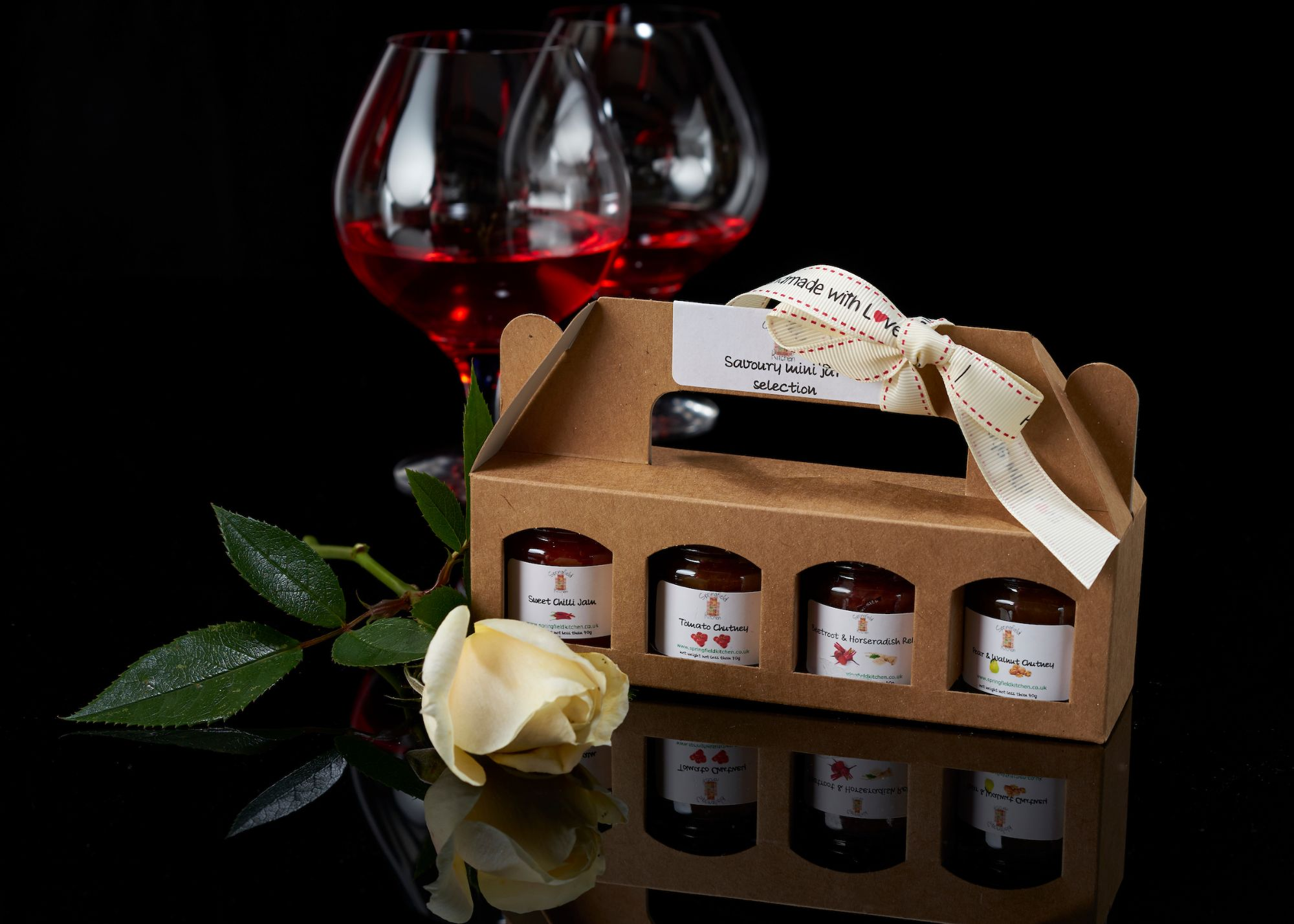 Mini chutney gift pack