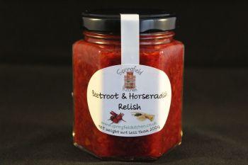 Beetroot & Horseradish Relish
