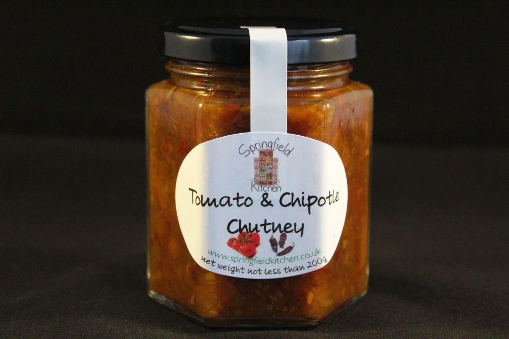 Tomato & Chipotle Chutney