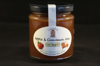 Apple & Cinnamon Jam