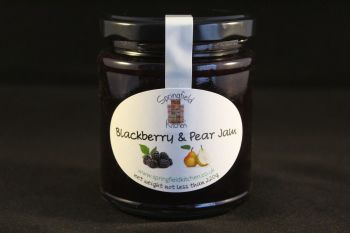 Blackberry & Pear Jam