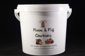 Plum & Fig Chutney Catering Pack