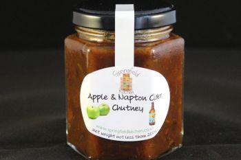 Apple & Napton Cider Chutney
