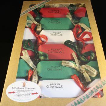 Chutney Christmas Crackers