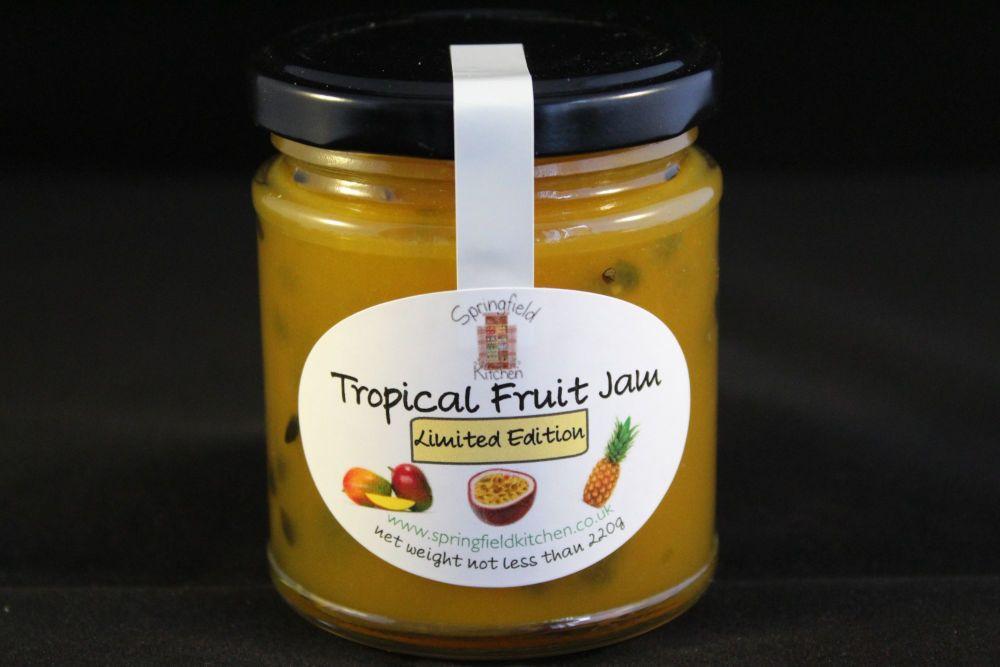 Tropical Fruit Jam
