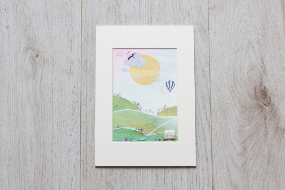 A little Wander Print A5