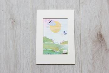 A little Wander Print A5