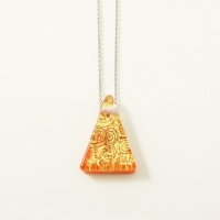 Orange Neo Necklace