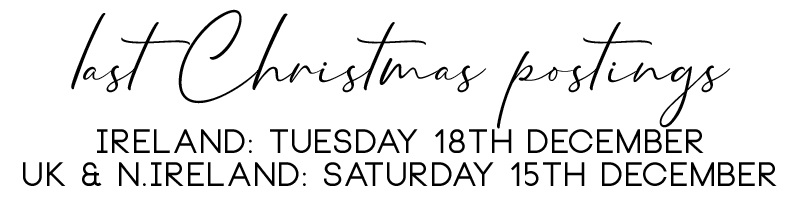 Last postal dates for christmas delivery