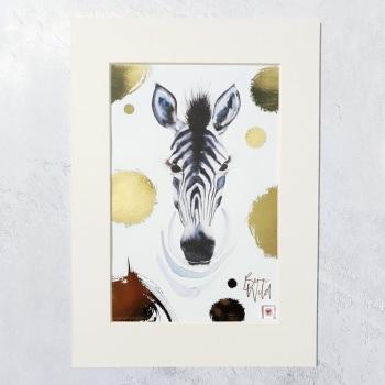 Born wild print