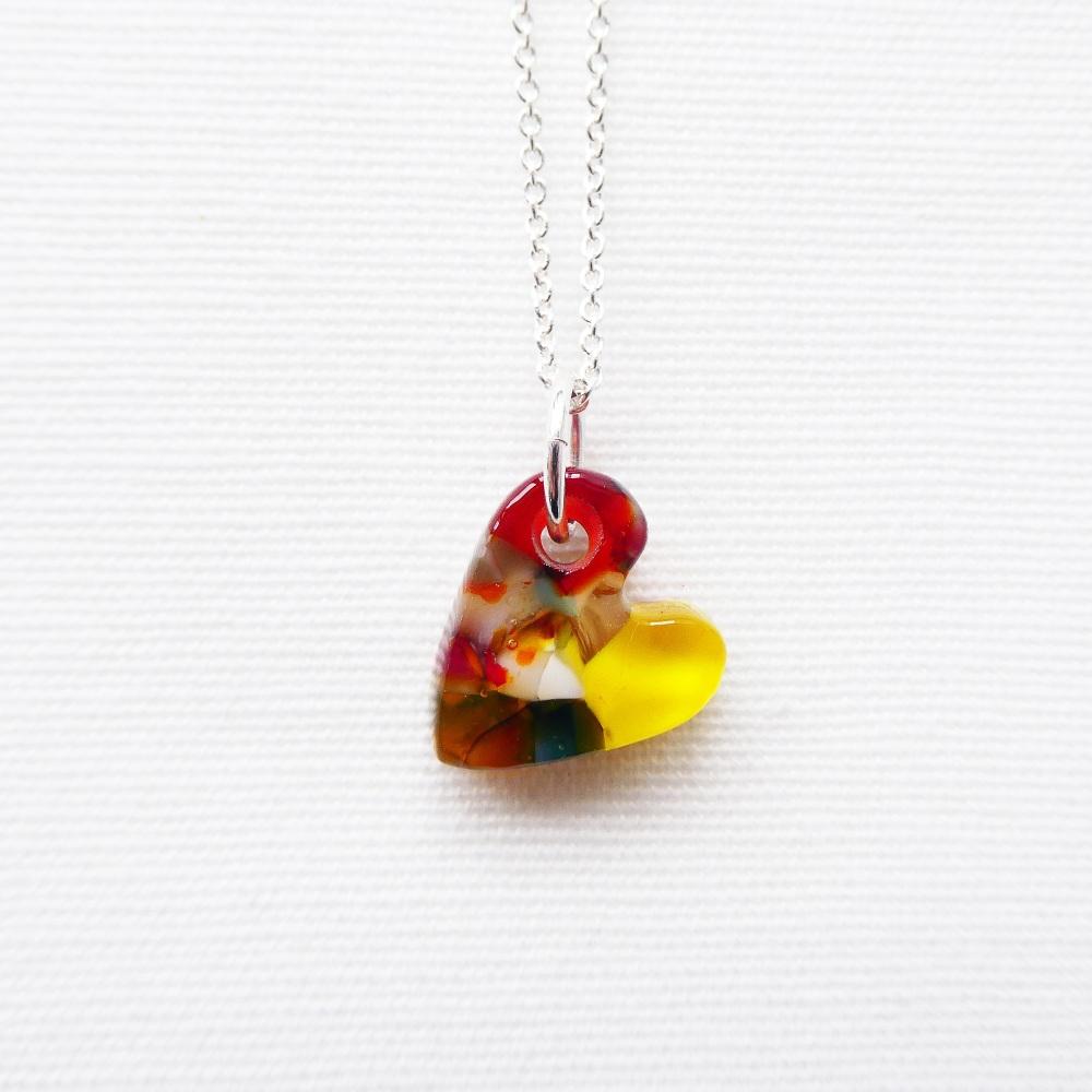 Rothko's Heart